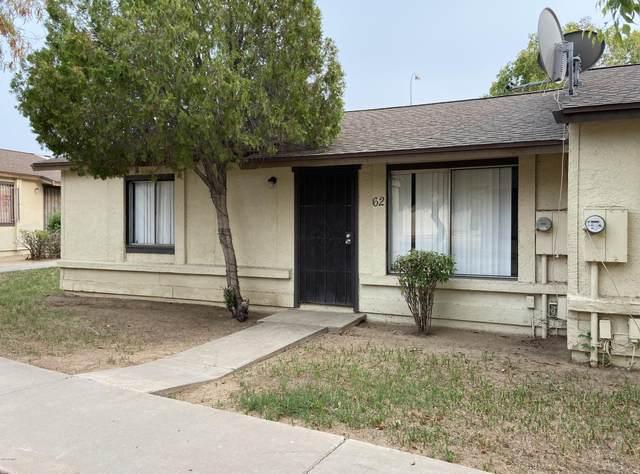 3120 N 67TH Lane #62, Phoenix, AZ 85033 (MLS #6113401) :: Klaus Team Real Estate Solutions