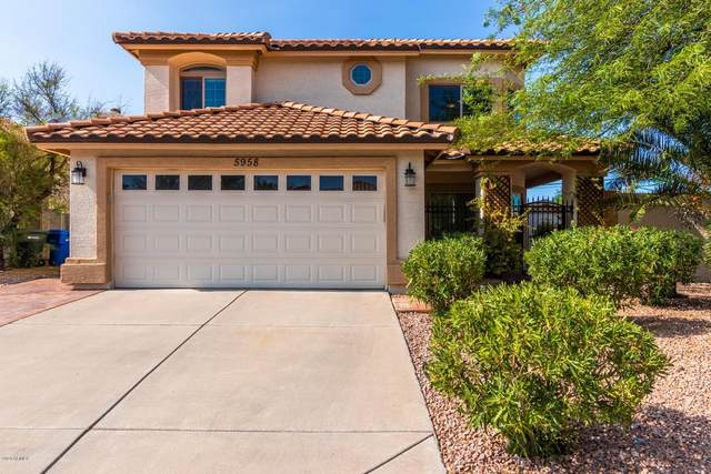 5958 E Juniper Avenue, Scottsdale, AZ 85254 (MLS #6113414) :: Lucido Agency