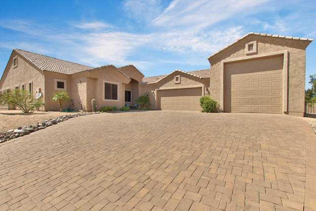 15614 E Chicory Drive, Fountain Hills, AZ 85268 (MLS #6113415) :: Klaus Team Real Estate Solutions