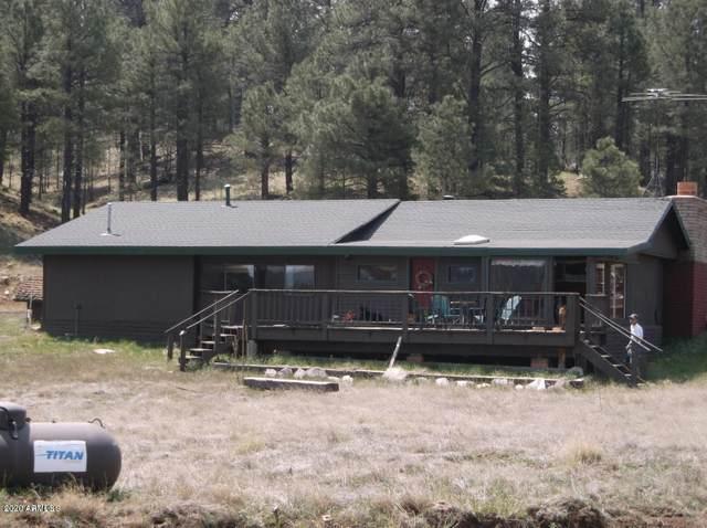 3015 Happy Trails Drive, Flagstaff, AZ 86005 (MLS #6113422) :: REMAX Professionals