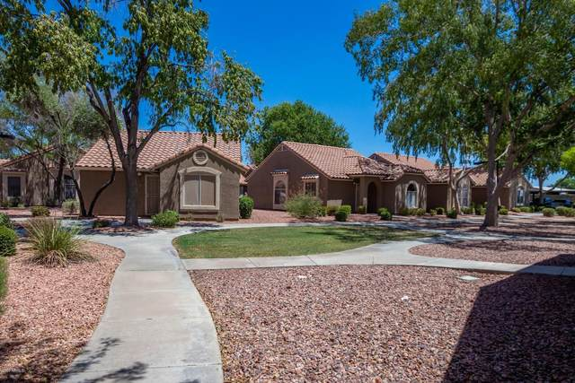 7040 W Olive Avenue #4, Peoria, AZ 85345 (MLS #6113445) :: Klaus Team Real Estate Solutions