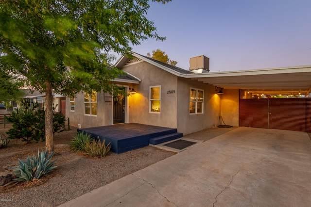 2509 N Mitchell Street, Phoenix, AZ 85006 (MLS #6113457) :: Brett Tanner Home Selling Team