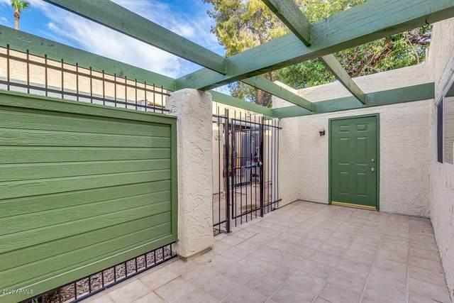 2503 E 5TH Place, Tempe, AZ 85281 (MLS #6113460) :: Brett Tanner Home Selling Team