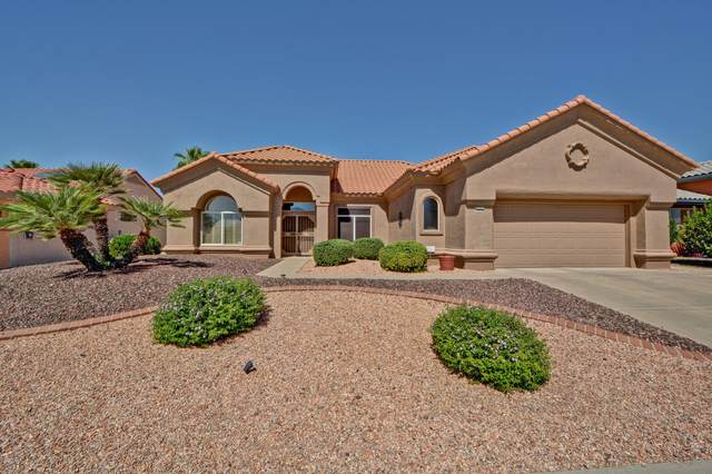22820 N Las Vegas Drive, Sun City West, AZ 85375 (MLS #6113473) :: Keller Williams Realty Phoenix
