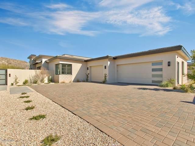 5696 E Village Drive, Paradise Valley, AZ 85253 (MLS #6113481) :: The Laughton Team