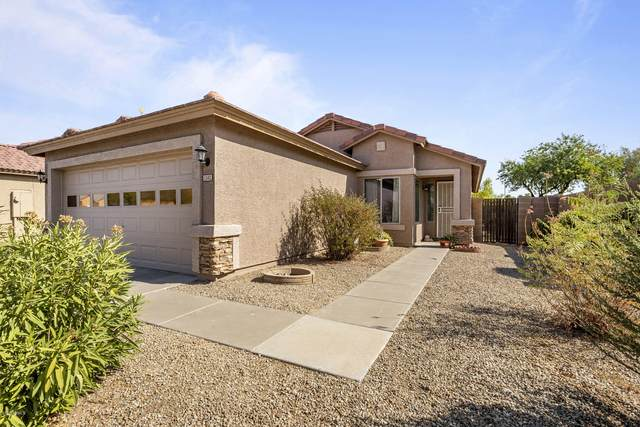 1342 E 10th Place, Casa Grande, AZ 85122 (MLS #6113484) :: Brett Tanner Home Selling Team