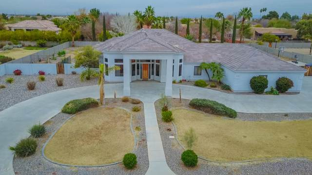 5120 W Desert Drive, Laveen, AZ 85339 (MLS #6113515) :: The Bill and Cindy Flowers Team