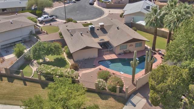 2212 W Calle Iglesia Circle, Mesa, AZ 85202 (MLS #6113523) :: Power Realty Group Model Home Center