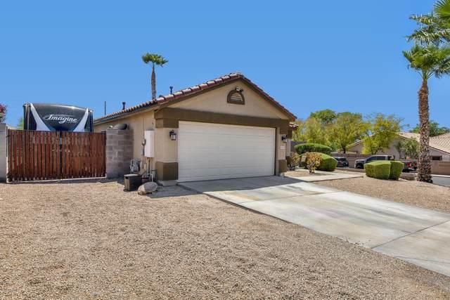 10565 W Via Del Sol, Peoria, AZ 85383 (MLS #6113538) :: Dijkstra & Co.