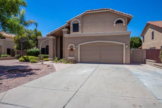 19008 N 71ST Avenue, Glendale, AZ 85308 (MLS #6113544) :: Long Realty West Valley