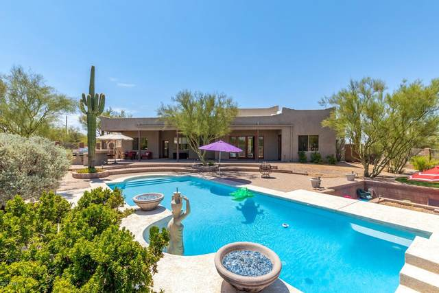 6018 E Lowden Road, Cave Creek, AZ 85331 (MLS #6113545) :: Openshaw Real Estate Group in partnership with The Jesse Herfel Real Estate Group