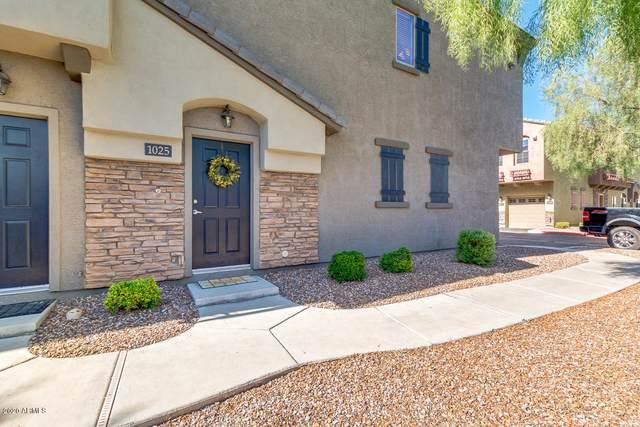 2401 E Rio Salado Parkway #1025, Tempe, AZ 85281 (MLS #6113546) :: Midland Real Estate Alliance