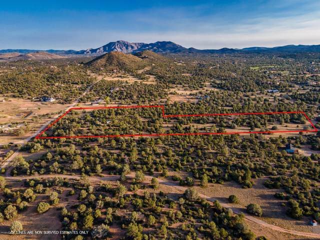 0 N Frankies Freeway, Prescott, AZ 86305 (MLS #6113567) :: Klaus Team Real Estate Solutions