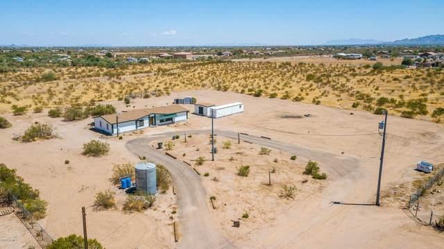23017 W Lone Mountain Road, Wittmann, AZ 85361 (MLS #6113576) :: Brett Tanner Home Selling Team