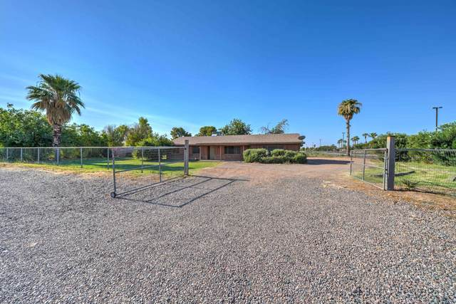 21 E Ivanhoe Street, Gilbert, AZ 85295 (MLS #6113582) :: Arizona Home Group