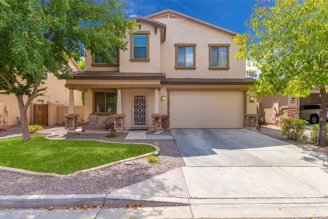 28326 N Desert Native Street, San Tan Valley, AZ 85143 (MLS #6113583) :: John Hogen | Realty ONE Group