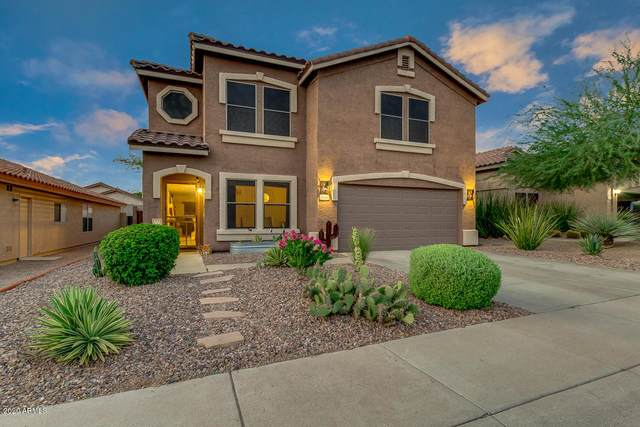 5124 E Roy Rogers Road, Cave Creek, AZ 85331 (MLS #6113586) :: Openshaw Real Estate Group in partnership with The Jesse Herfel Real Estate Group