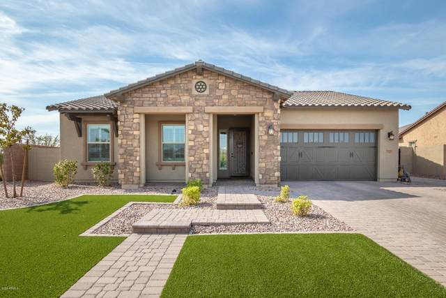 9311 W Parkside Lane, Peoria, AZ 85383 (MLS #6113600) :: Klaus Team Real Estate Solutions