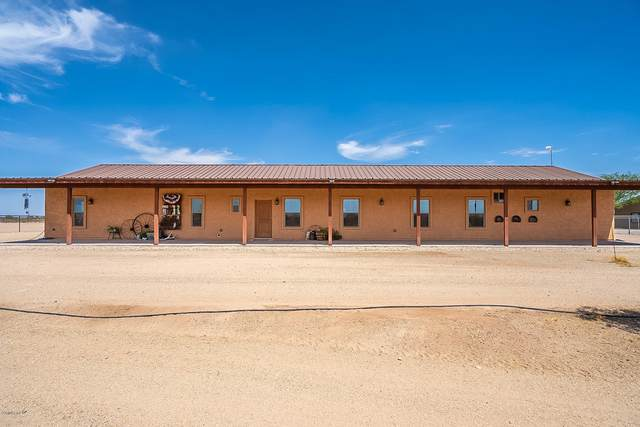 3581 S Tweedy Road, Casa Grande, AZ 85194 (MLS #6113611) :: The Laughton Team