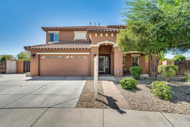 15871 N 182ND Avenue, Surprise, AZ 85388 (MLS #6113616) :: Arizona Home Group