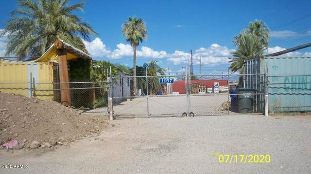 1037 S Tyndall Avenue, Tucson, AZ 85719 (MLS #6113618) :: Klaus Team Real Estate Solutions