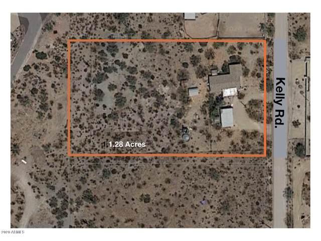 47810 N Kelly Road, New River, AZ 85087 (MLS #6113619) :: Riddle Realty Group - Keller Williams Arizona Realty