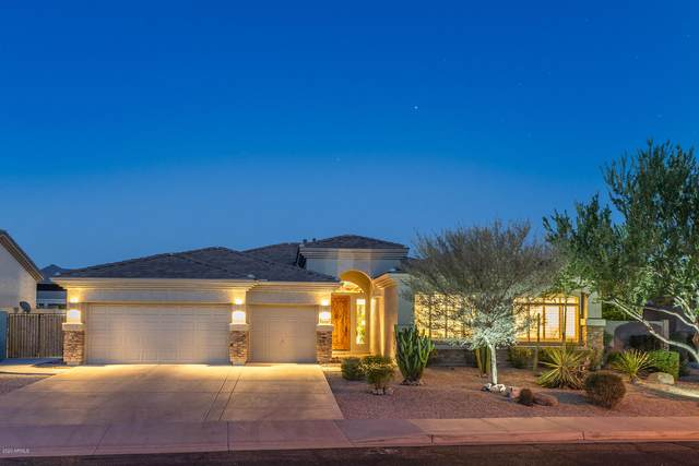 12867 S 177TH Lane, Goodyear, AZ 85338 (MLS #6113620) :: Lucido Agency