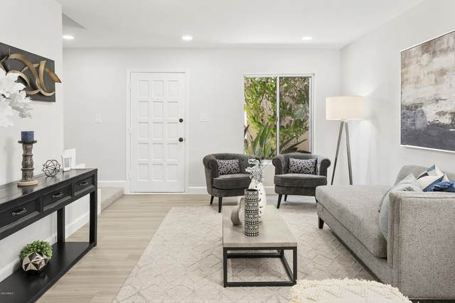 3701 E Monterosa Street #31, Phoenix, AZ 85018 (MLS #6113638) :: Openshaw Real Estate Group in partnership with The Jesse Herfel Real Estate Group