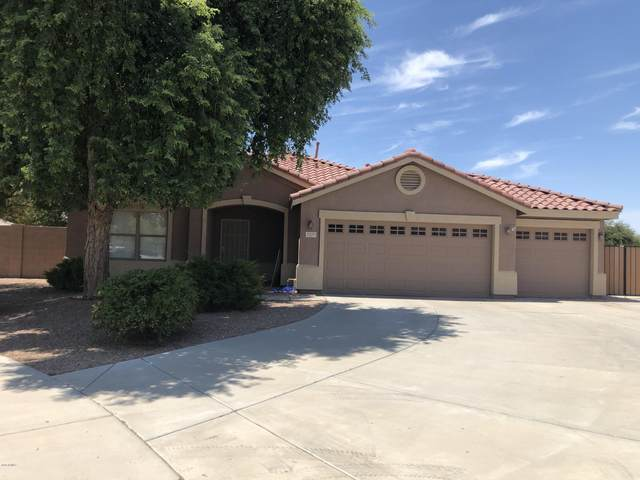 1270 S Eucalyptus Place, Chandler, AZ 85286 (MLS #6113641) :: Openshaw Real Estate Group in partnership with The Jesse Herfel Real Estate Group