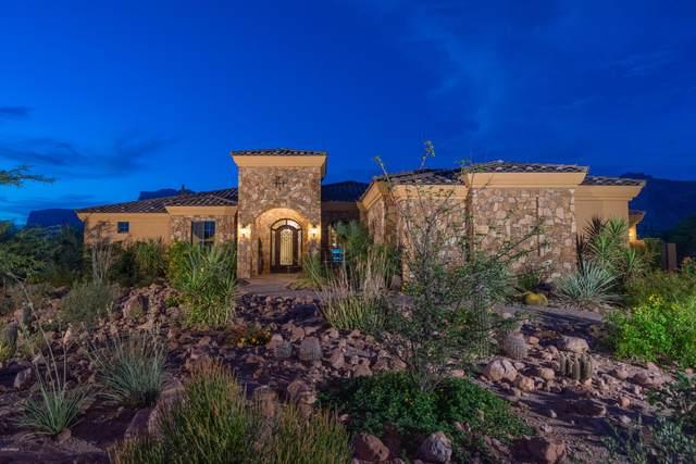 8600 E Quartz Mountain Drive, Gold Canyon, AZ 85118 (MLS #6113664) :: Yost Realty Group at RE/MAX Casa Grande
