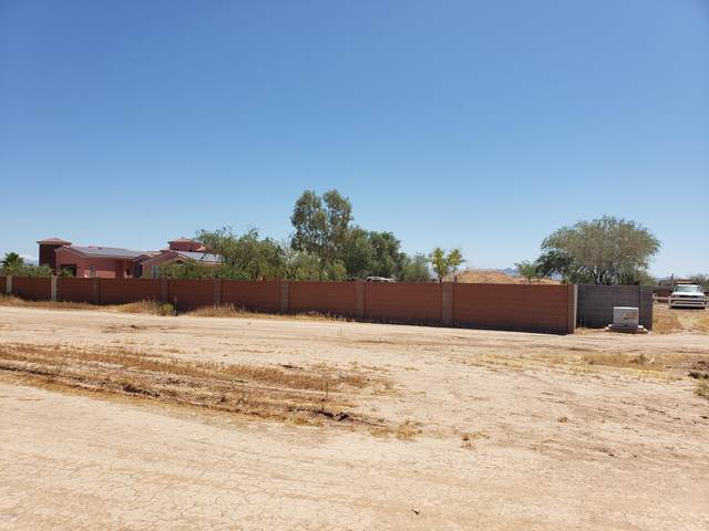 0 N Wolfe  - Parcel R Trail, Florence, AZ 85132 (MLS #6113669) :: Arizona 1 Real Estate Team