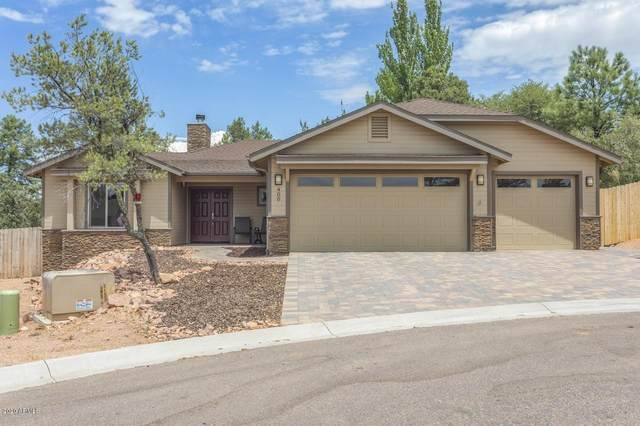 400 S Forest Ridge Court, Payson, AZ 85541 (MLS #6113674) :: Russ Lyon Sotheby's International Realty