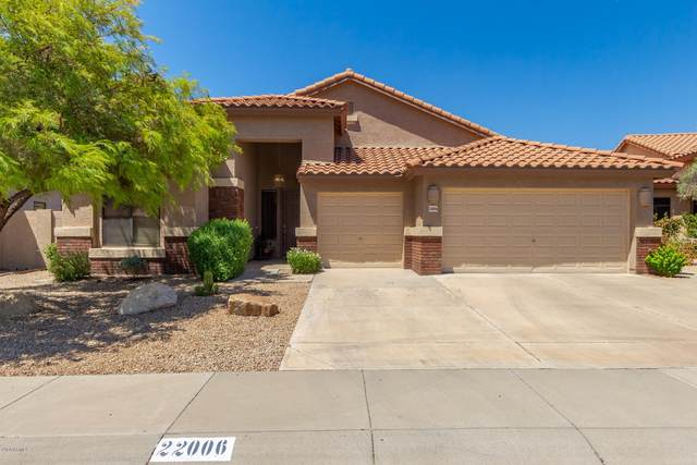 22006 N 44TH Place, Phoenix, AZ 85050 (MLS #6113707) :: Devor Real Estate Associates