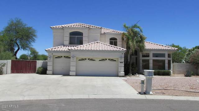 18541 N 63RD Drive, Glendale, AZ 85308 (MLS #6113717) :: Conway Real Estate