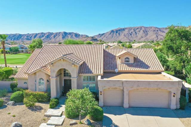 1458 E Silverwood Drive, Phoenix, AZ 85048 (MLS #6113720) :: Klaus Team Real Estate Solutions
