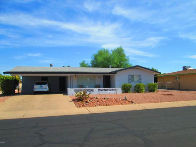 6506 E Duncan Street, Mesa, AZ 85205 (MLS #6113739) :: Openshaw Real Estate Group in partnership with The Jesse Herfel Real Estate Group