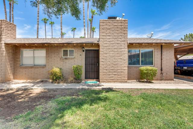 3031 S Rural Road #36, Tempe, AZ 85282 (MLS #6113742) :: Brett Tanner Home Selling Team
