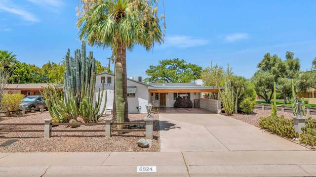 6924 E Earll Drive, Scottsdale, AZ 85251 (MLS #6113798) :: Klaus Team Real Estate Solutions