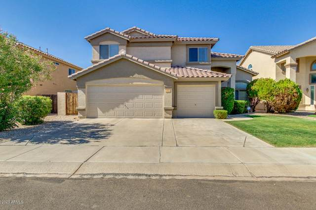 502 W Aloe Place, Chandler, AZ 85248 (MLS #6113800) :: The Bill and Cindy Flowers Team