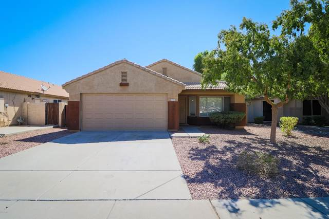20321 N 82ND Avenue, Peoria, AZ 85382 (MLS #6113816) :: The Everest Team at eXp Realty