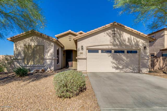 2645 N Maria Place, Casa Grande, AZ 85122 (MLS #6113836) :: Brett Tanner Home Selling Team