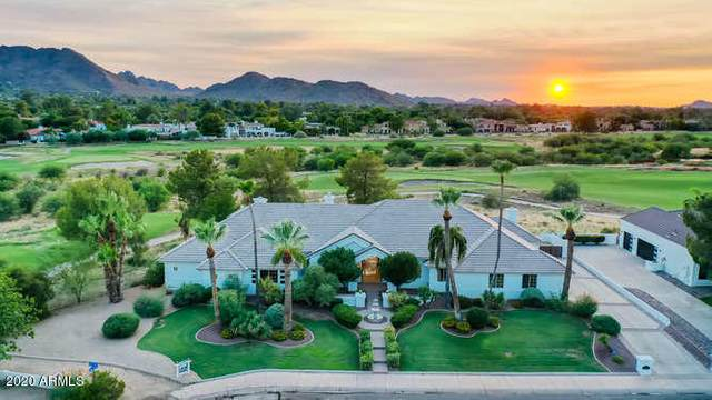 9390 N 57TH Street, Paradise Valley, AZ 85253 (MLS #6113844) :: Klaus Team Real Estate Solutions