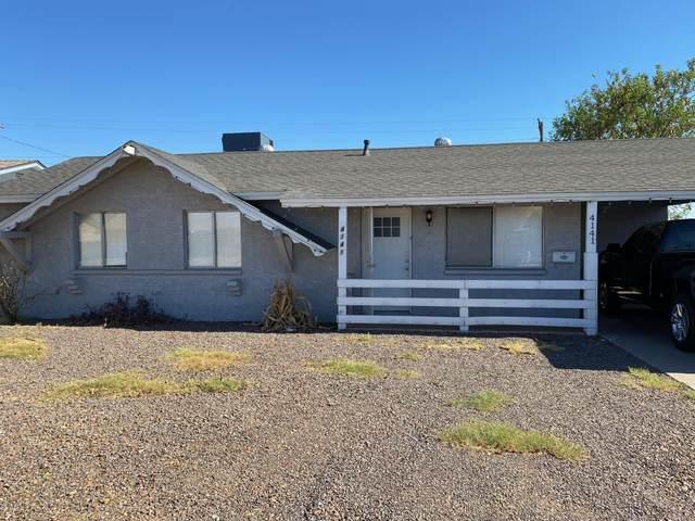 4141 W Mulberry Drive, Phoenix, AZ 85019 (MLS #6113874) :: Klaus Team Real Estate Solutions