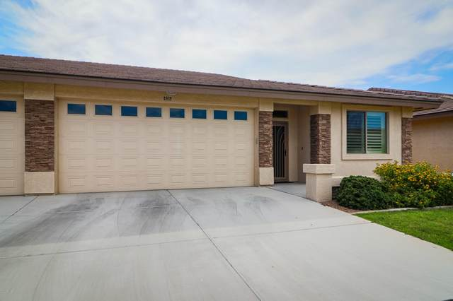 2662 S Springwood Boulevard #436, Mesa, AZ 85209 (MLS #6113886) :: Openshaw Real Estate Group in partnership with The Jesse Herfel Real Estate Group