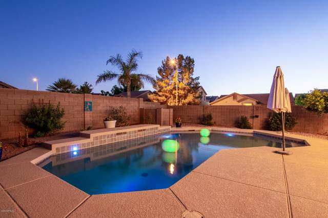 1523 E Oakland Street, Chandler, AZ 85225 (MLS #6113922) :: The W Group