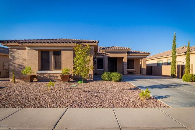 2578 E San Isido Trail, Casa Grande, AZ 85194 (MLS #6113928) :: The W Group