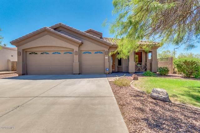 2723 N Sterling, Mesa, AZ 85207 (MLS #6113952) :: My Home Group
