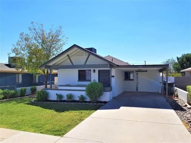 534 N Pasadena, Mesa, AZ 85201 (MLS #6113961) :: Conway Real Estate