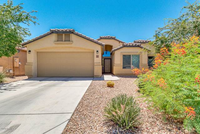 37063 W Leonessa Avenue, Maricopa, AZ 85138 (MLS #6113972) :: Klaus Team Real Estate Solutions