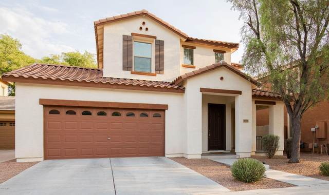 3329 E Milky Way, Gilbert, AZ 85295 (MLS #6113988) :: My Home Group